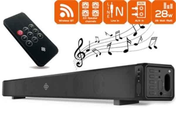beste soundbar in 2018 top 10 soundbars te koop. Black Bedroom Furniture Sets. Home Design Ideas