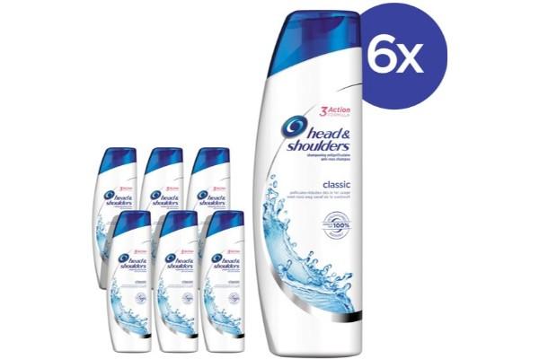 Beste anti roos shampoo