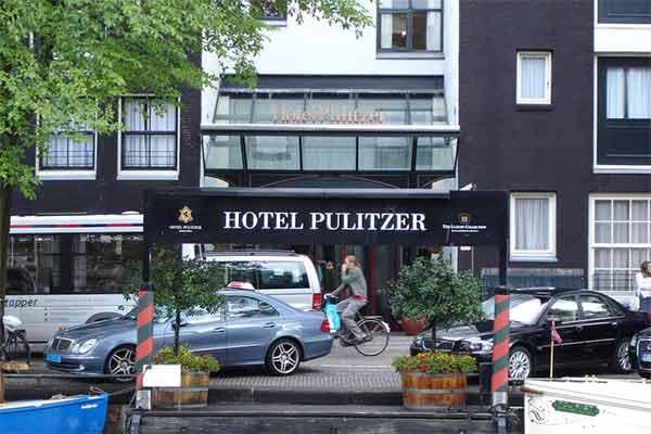 Beste hotels met jacuzzi Amsterdam