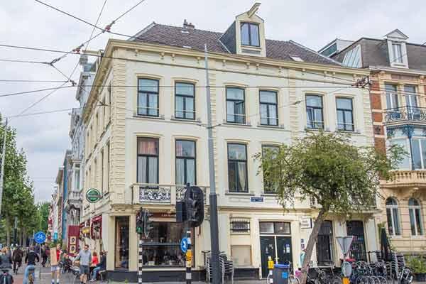 Beste budget hotel Amsterdam