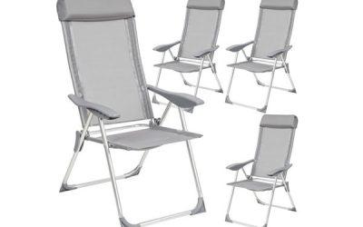 Beste camping stoel